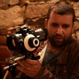 Philip Bloom s jeho Zacuto Cross Fire